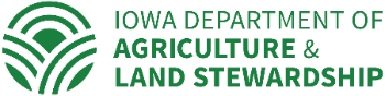 Iowa Department of Agriculture & Land Stewardship logo