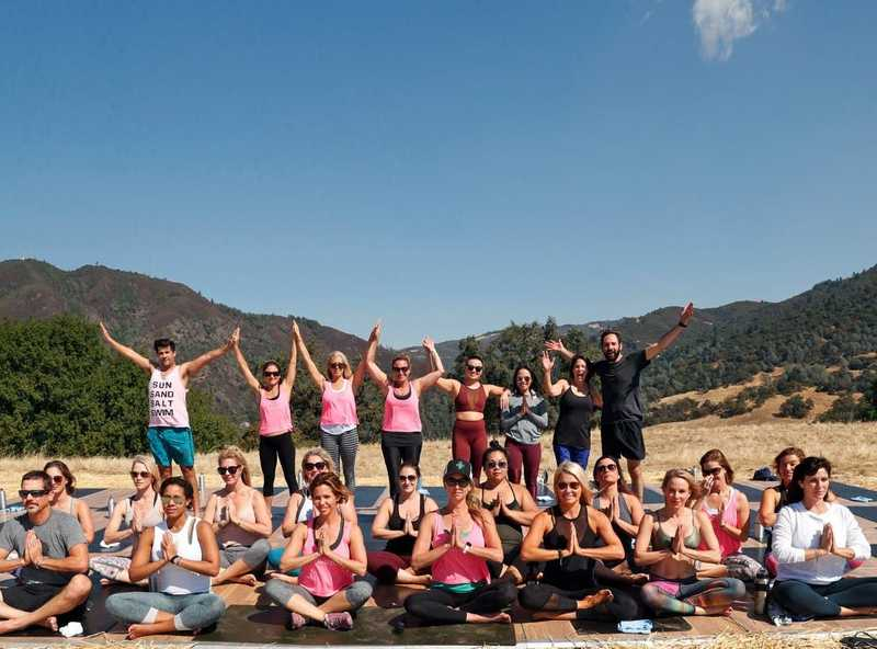 Elevate + Flow: A Cannabis & Yoga Retreat