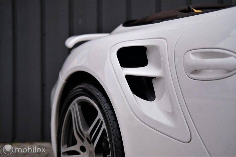 Porsche 911 Cabrio 3.6 Turbo afbeelding 11