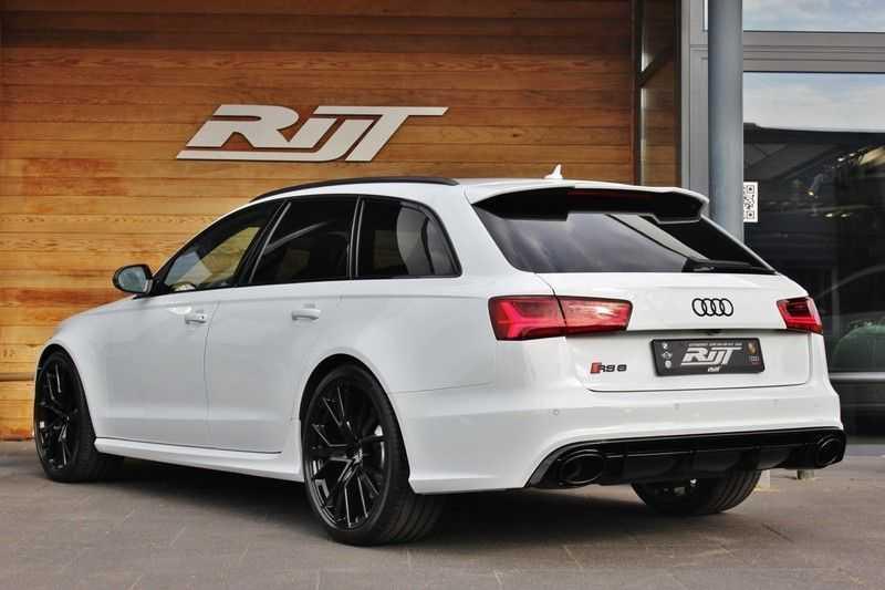 Audi RS6 4.0 V8 605pk Performance Quattro **Pan.dak/HUD/ACC/Camera/Carbon** afbeelding 4