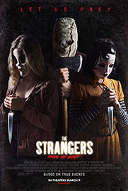 The Strangers: Prey at Night (2018)