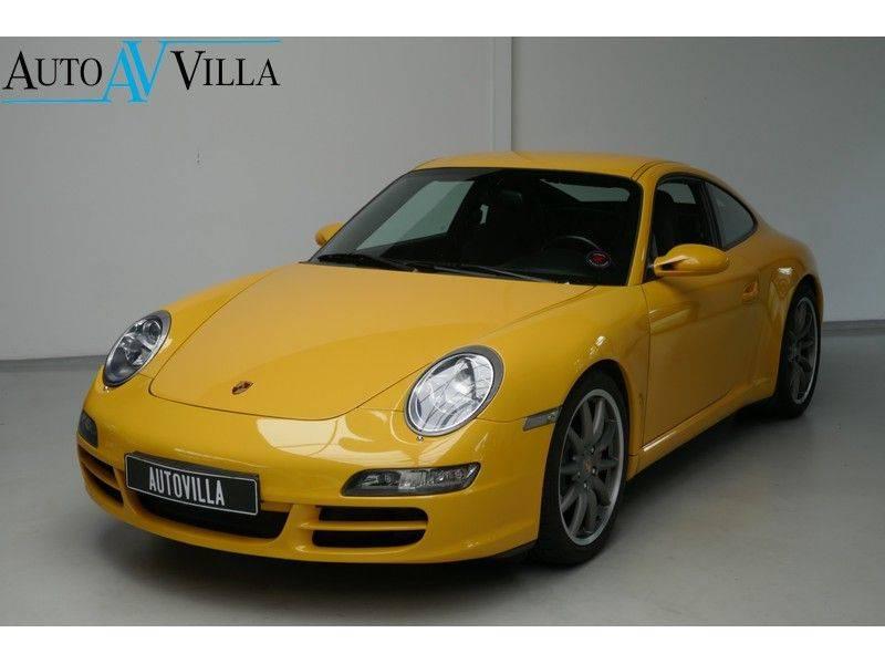 Porsche 911 3.8 Carrera S Handgeschakeld afbeelding 1