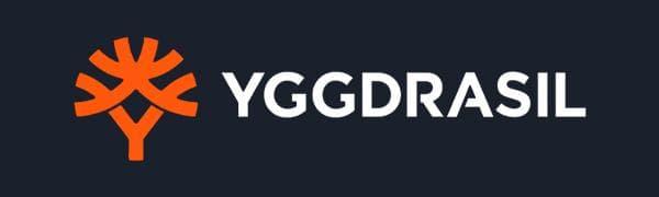 yggdrasil logo hero banner