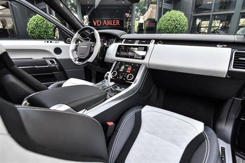 Land Rover Range Rover Sport 5.0 SVR CARBON+HEADUP+ACC+TR.HAAK NP.265K afbeelding 3