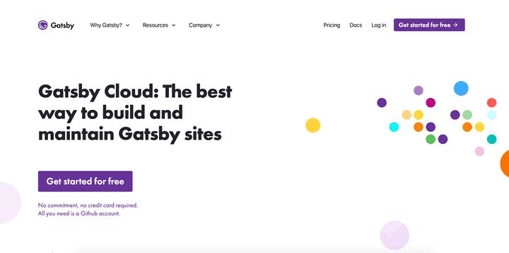 รีวิว - ลองใช้งาน Gatsby Cloud