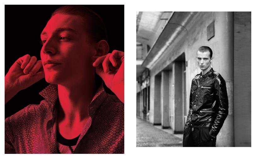 Elisabetta Cavatorta Stylist - Lanvin Special - Sven Baenziger - Essential Homme Usa