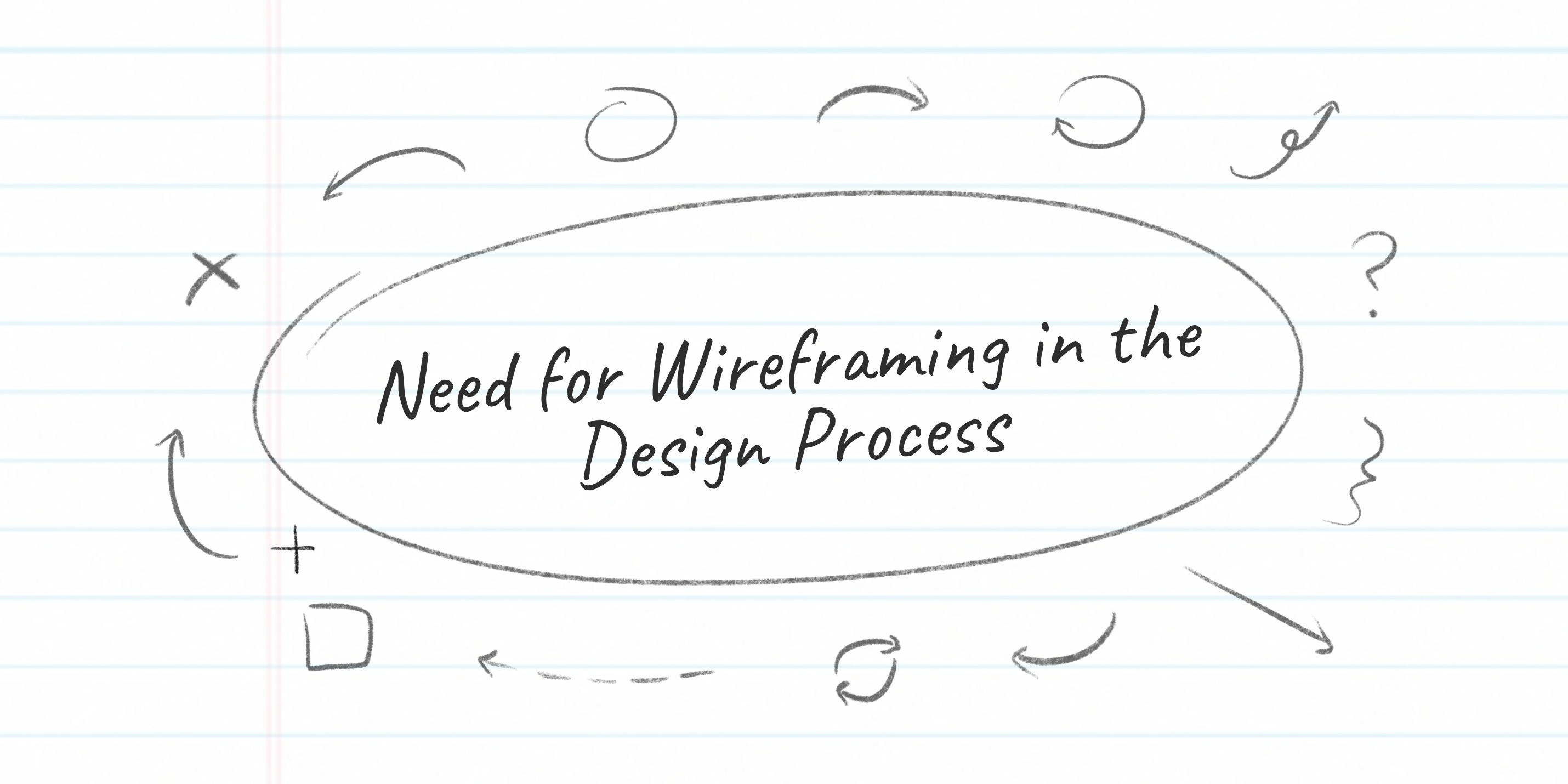 Why the Design Process needs 'Wireframing' to succeed