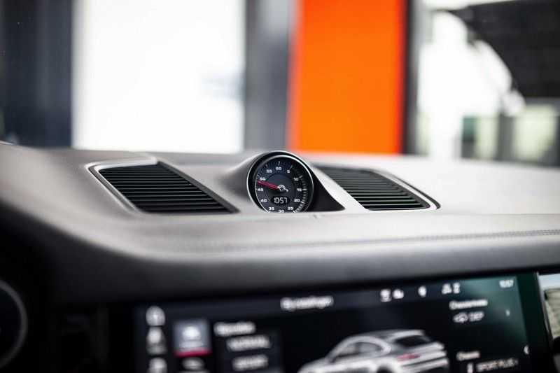 Porsche Cayenne 2.9 S Coupé 12-2020 Sportdesign *BOSE / 4 Wielbesturing / Memory / Sport Chrono / HUD* afbeelding 18