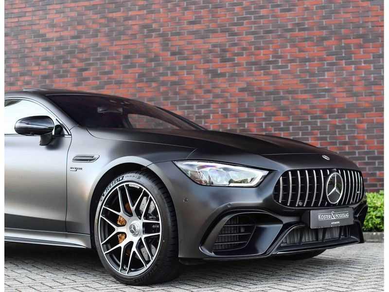 Mercedes-Benz AMG GT 4-Door Coupe 63 S 4MATIC+ *Dynamic Plus*widescreen*Head-up* afbeelding 20