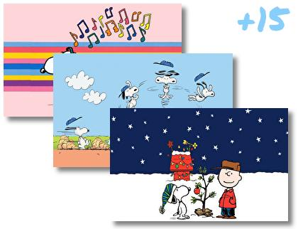 Snoopy theme pack