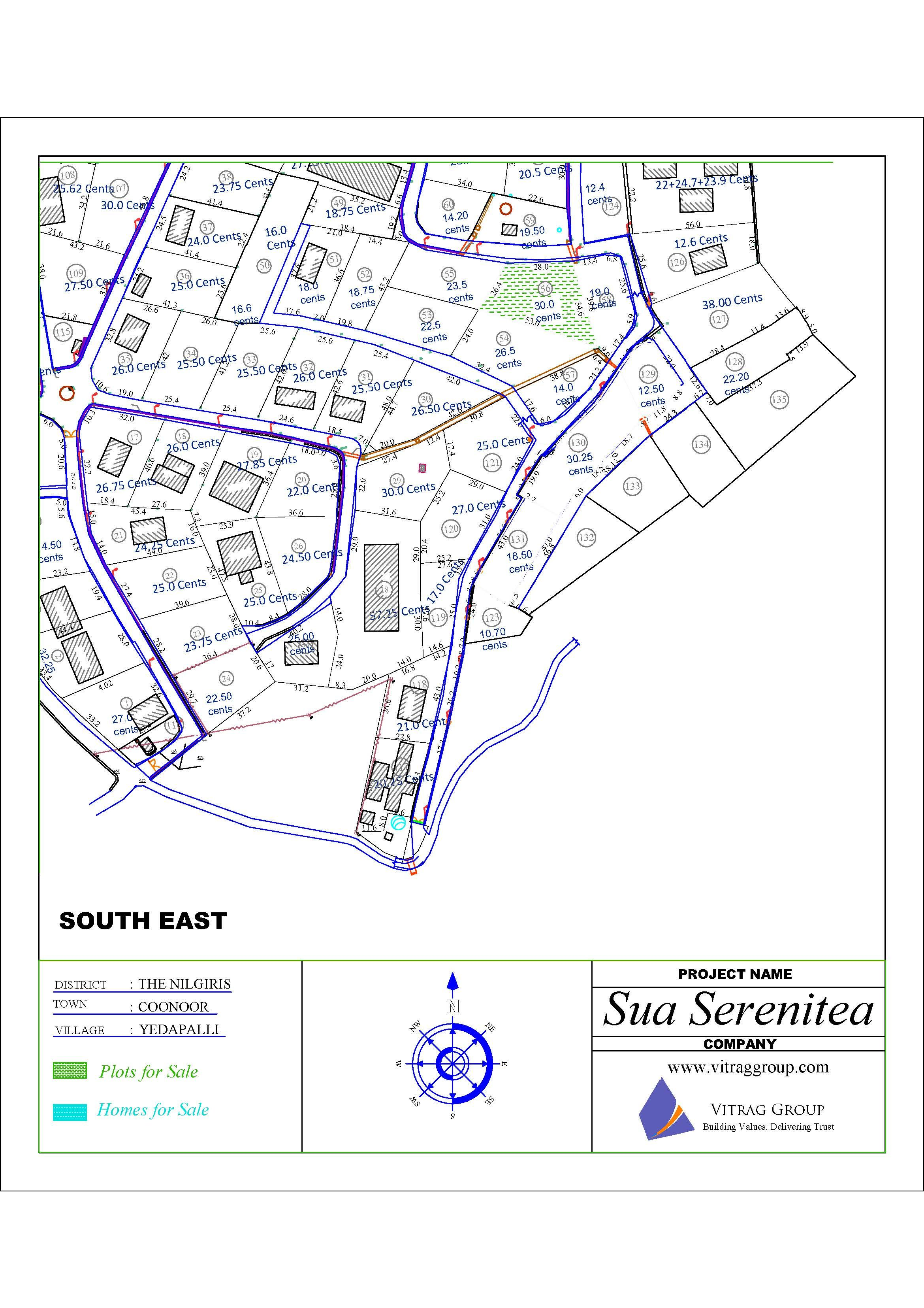 South East Sector