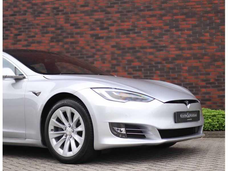 Tesla Model S 75D Base *4% t/m 06-'23*5-persoons*AutoPilot* afbeelding 6