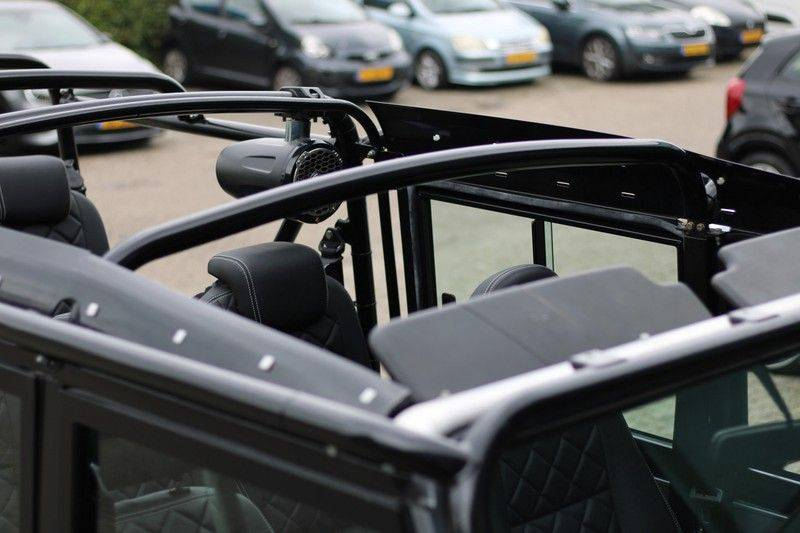 Land Rover Defender 110 Cabrio LS V8 aut. Uniek! afbeelding 19