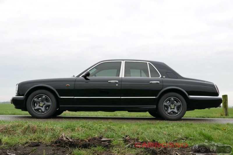 Bentley Arnage GREEN LABEL afbeelding 14
