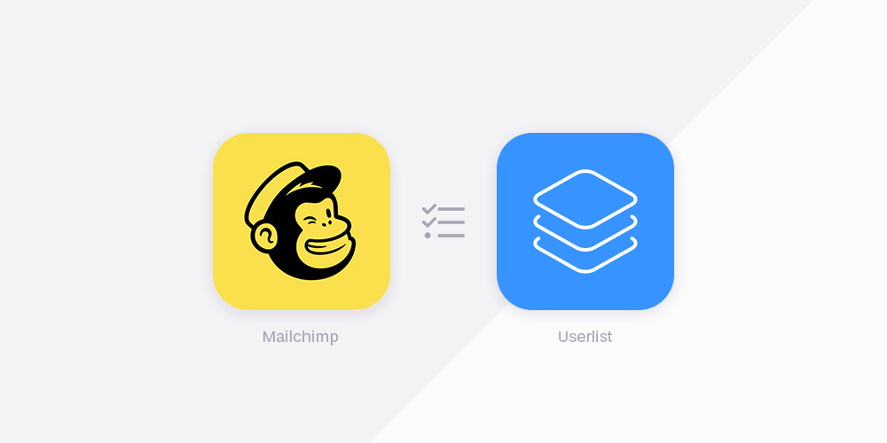 Mailchimp vs Userlist