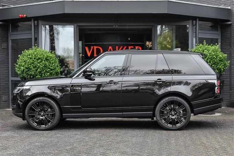 Land Rover Range Rover P400 3.0-V6 AUTOBIOGRAPHY BLACK PACK NP.193K afbeelding 14