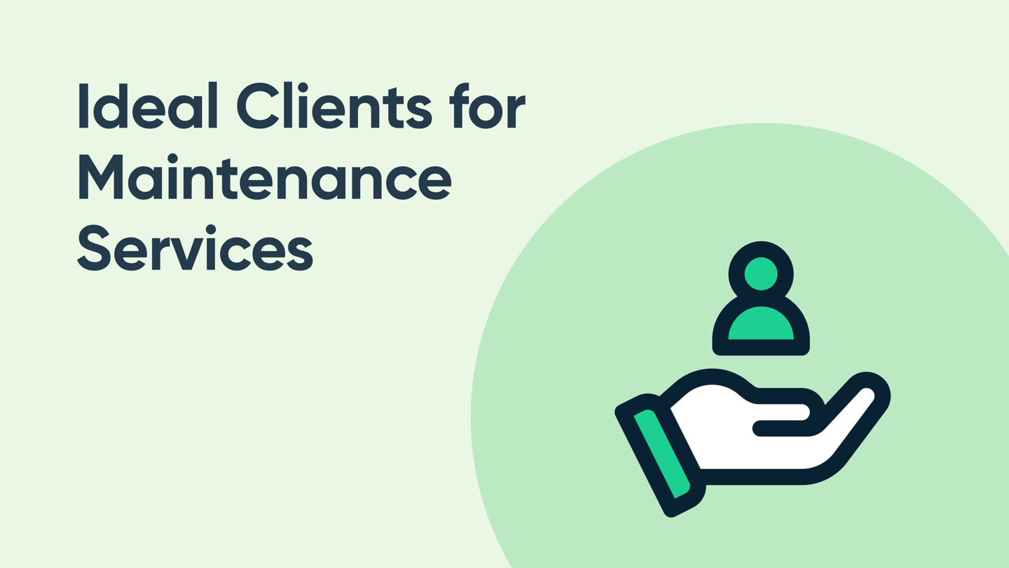 4 Well-Matched Clients for Your Website Maintenance Services