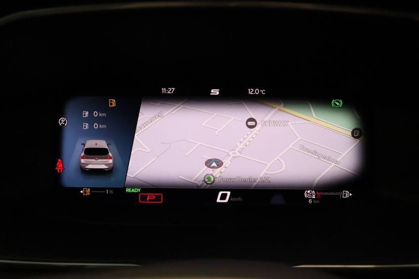 SEAT Leon 1.4 TSI eHybrid PHEV FR Business Intense TECH Navigatie Clima Cruise PDC 18`LM 204PK! afbeelding 21