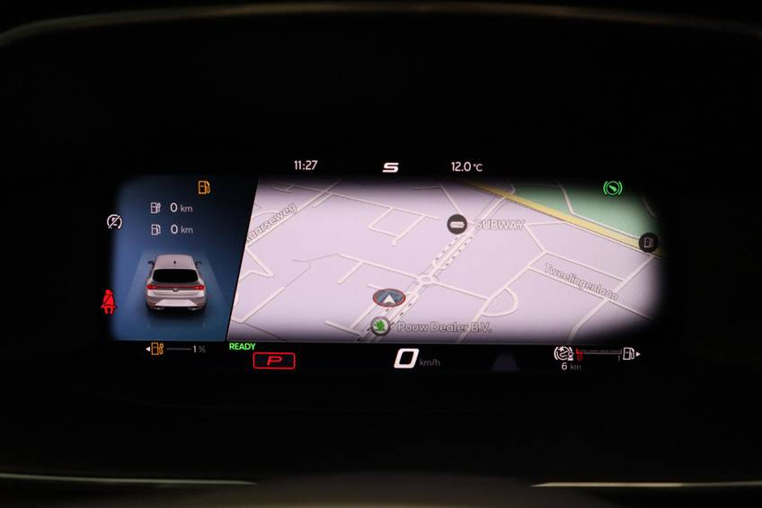 SEAT Leon 1.4 TSI eHybrid PHEV FR Tech Navigatie Clima Cruise PDC 18`LM 204PK! Direct leverbaar! afbeelding 22