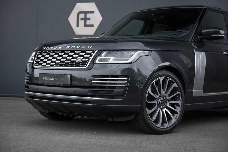 Land Rover Range Rover 4.4 SDV8 Autobiography Head Up, Adaptive Cruise Control, Gekoelde/ Verwarmde stoelen, Massage Functie afbeelding 5
