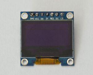 SSD1306 I2C