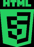 Ícone HTML5