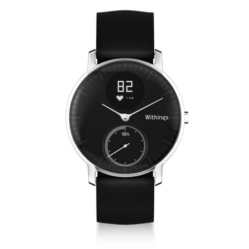 The Nokia-Withings Steel HR