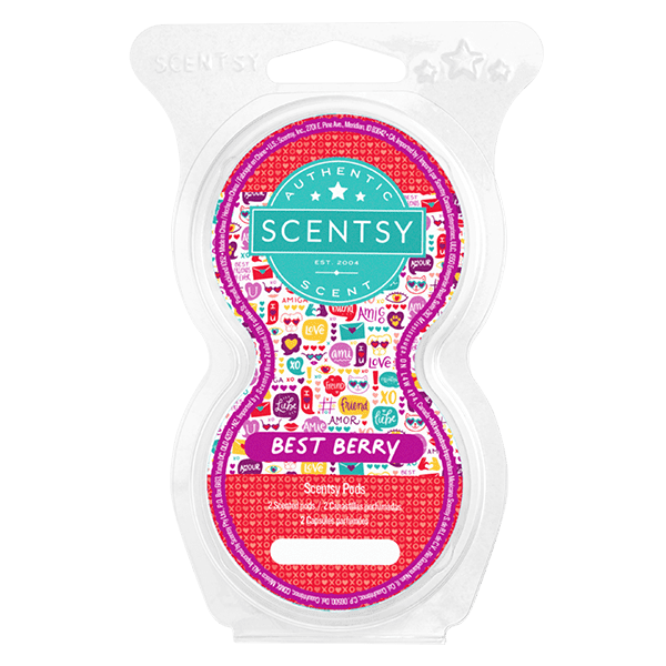 Best Berry Scentsy Pod Twin Pack