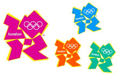 The London 2012 Logo