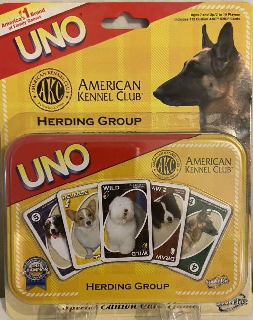 American Kennel Club Uno (Herding Group)
