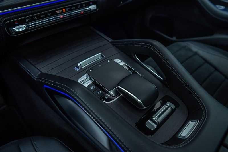 Mercedes-Benz GLE 350 de 4MATIC Premium Plus, 320 PK, AMG/In/Exterieur, Pano/Dak, Massage, Standkachel, Head/Up, BTW, 2020! afbeelding 19