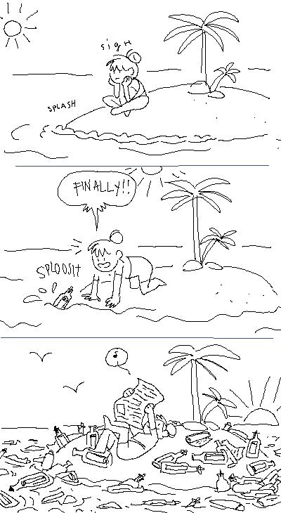 Initial Sync Island