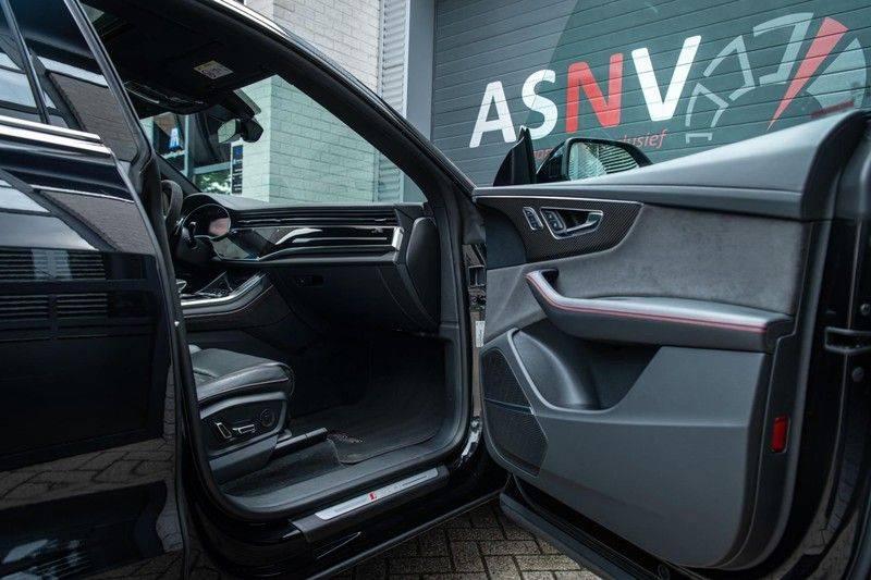Audi RS Q8 4.0 TFSI Quattro, 600 PK, RS-Dynamic Plus Pakket, Keramiek, Keyless, Stoelventilatie, Pano/Dak, BTW, Nw. Prijs €252K!! afbeelding 9