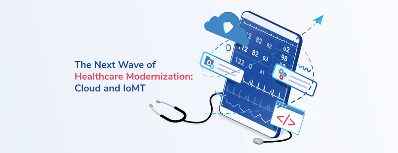 The Future of Telemedicine Devices is Cloud & IoMT-Driven