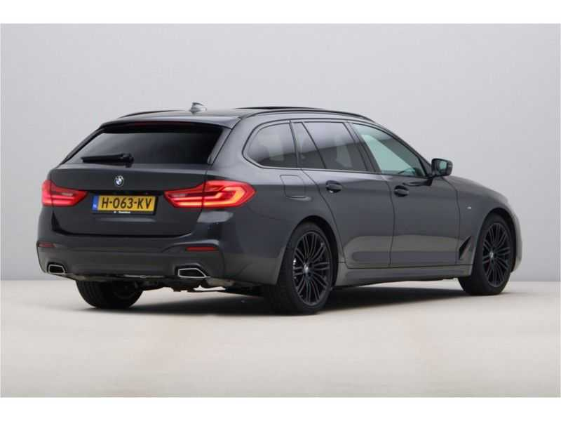 BMW 5 Serie Touring 520i High Executive Edition afbeelding 11