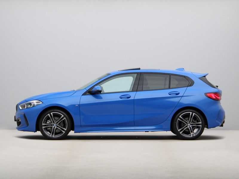 BMW 1 Serie 118i High Executive M-Sport afbeelding 6