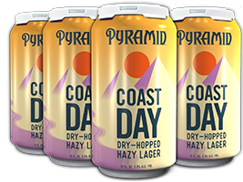 Coast Day 6-pack Cans