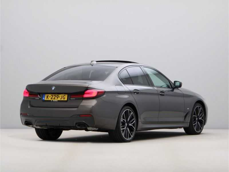 BMW 5 Serie 540i High Exe M-Sport afbeelding 6