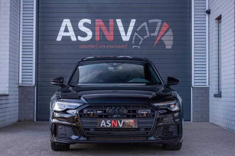 Audi S6 Avant 3.0 TDI Quattro, 350 PK, Luchtvering, S/Supersportstoelen, Luchtvering, Pano/Dak, Top View, B&O, Matrix LED, 2019!! afbeelding 23