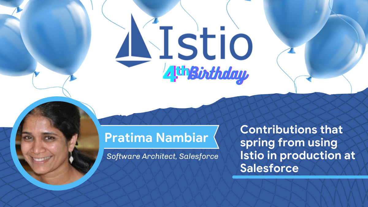 Istio Community Meetup!