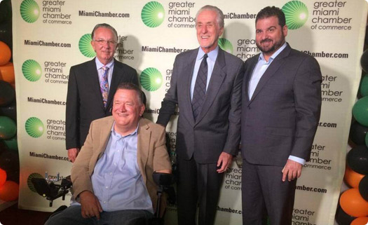 Greater Miami Chamber of Commerce Event