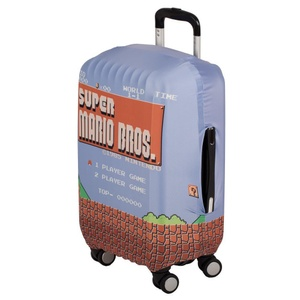 Super Mario Brothers Luggage Cover
