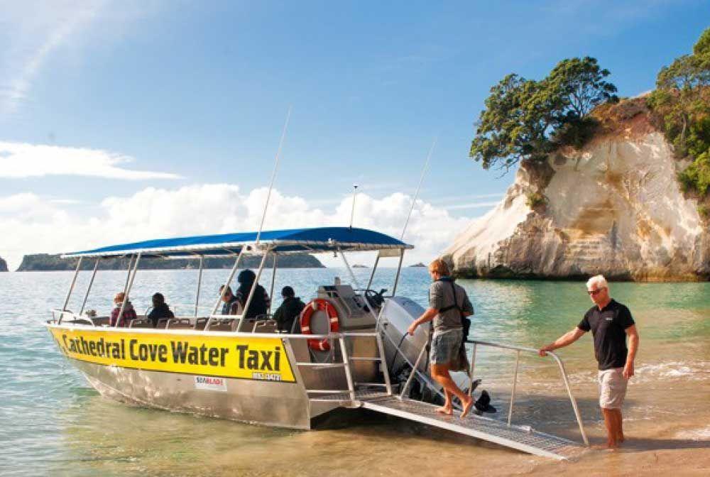 Hahei Water Taxi