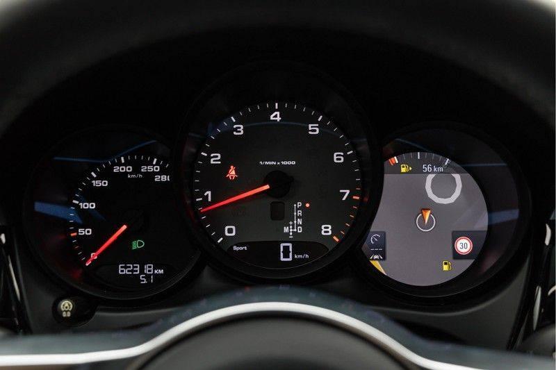 Porsche Macan 3.0 S 354pk PDK Black Design Nieuw Model (Krijt) Luchtvering Panoramadak ACC Sportleder+Memory Full-Led Bochtenverlichting Navi/High Privatglass AppleCarplay 21'' Camera Pdc Trekhaak afbeelding 20