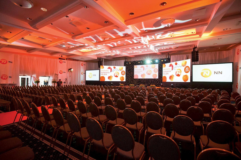 Obchodná konferencia: event pri príležitosti 20. výročia