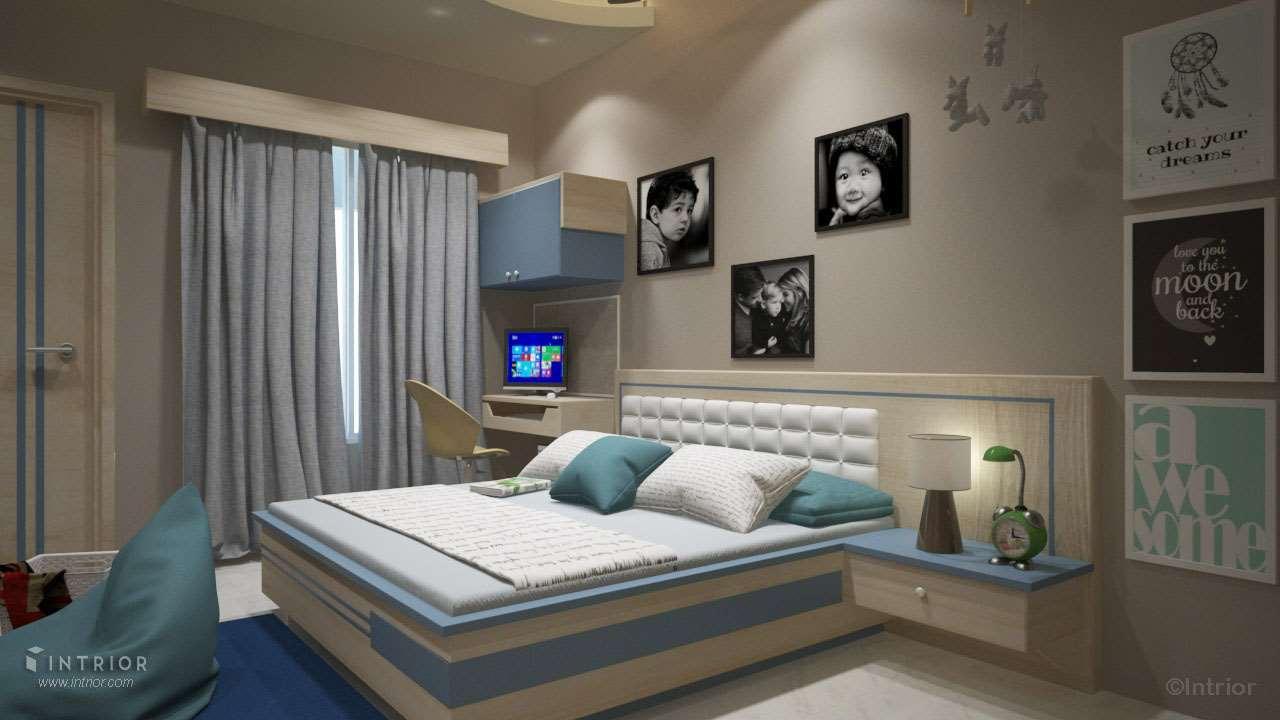 Children Room Bed Design