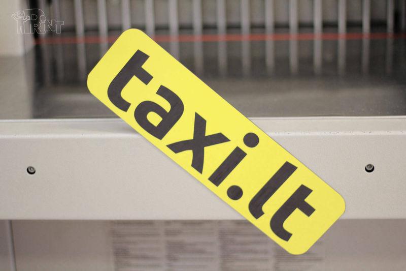 Taxi magnetas