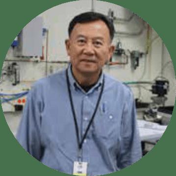 Gary Peng, canola researcher at the University of Saskatchewan