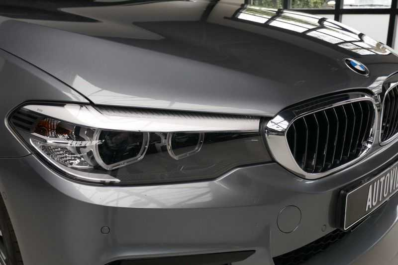 BMW 5 Serie 530d High Executive M-Sport afbeelding 8