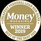 Money magazine award winner 2019